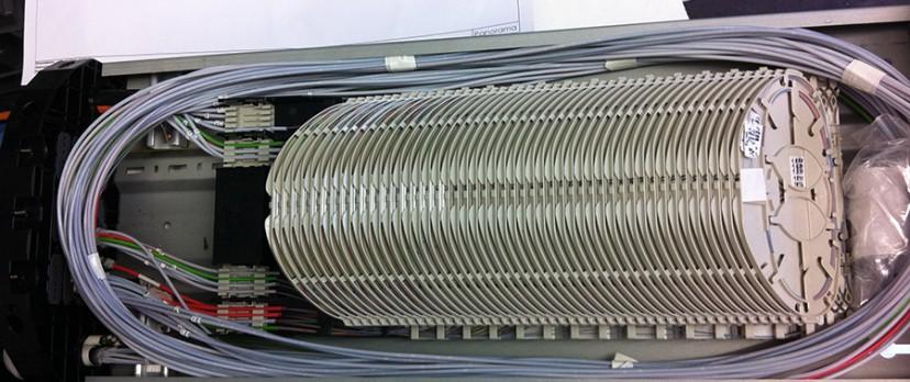 LWL Muffe Bearbeiten und Spleisen NS-CableTech GmbH