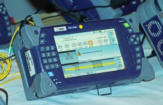 LWL Messungen OTDR NS-CableTech GmbH